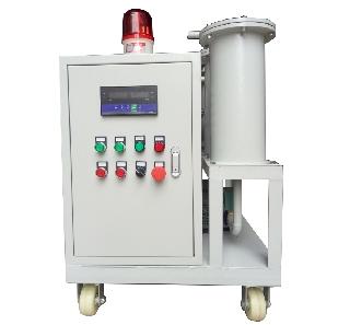 微型真空滤油机