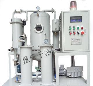 QL-EH型抗燃油滤油机