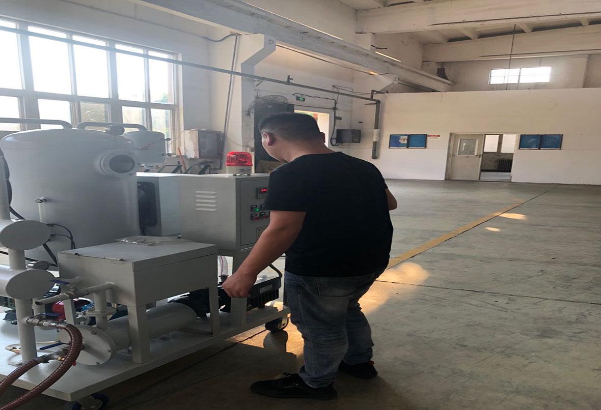 中国电子科技集团公司第四十研究所现场调试
