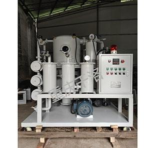 福建高效双级真空滤油机