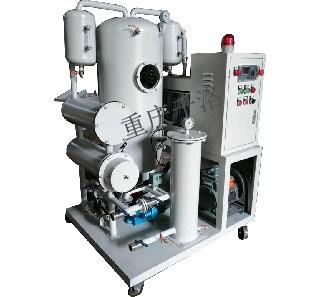 TYC抗燃液压油专用滤油机