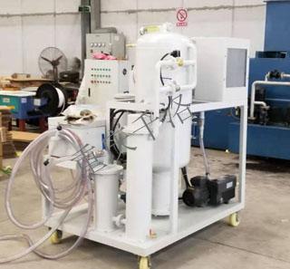 复合型多功能滤油机